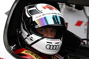 Why is Lotterer not listed on Audi's Sebring 12 hour lineup?