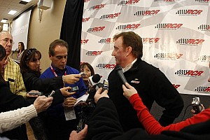 NASCAR Sprint Cup Special feature NASCAR media tour continues in Charlotte