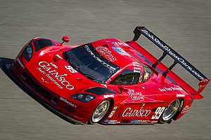 Grand-Am Qualifying report BSR's Gurney qualifies the Red Dragon eighth for Daytona 24H