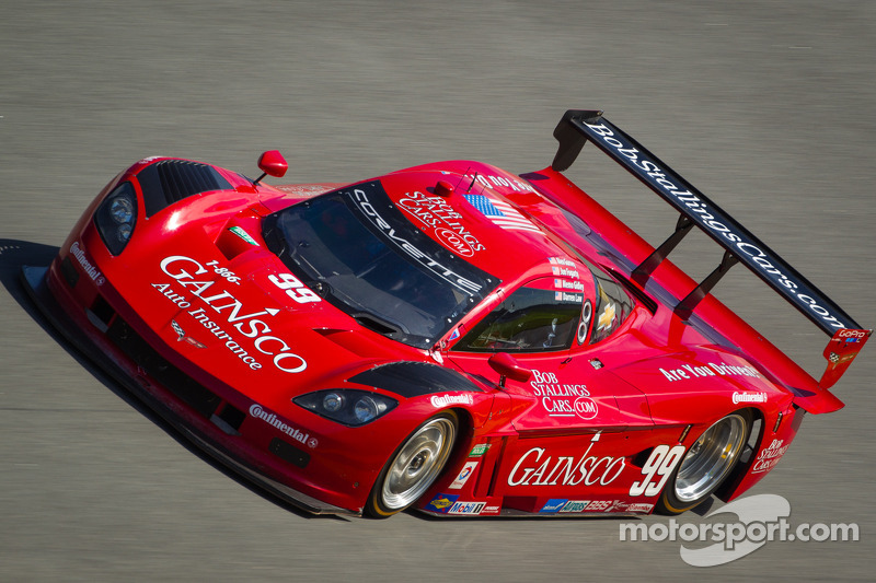 BSR's Gurney qualifies the Red Dragon eighth for Daytona 24H