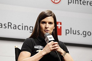 Danica reveals all to the AP – it's Ricky!