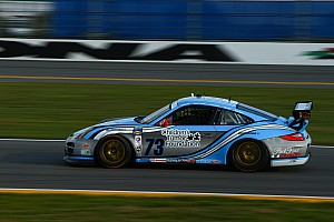 Grand-Am Practice report Park Place/Racing4Reseach complete final preparations for Daytona 24H