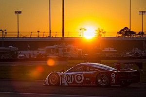 Grand-Am Breaking news Trends becoming obvious as night falls on Rolex 24 at Daytona