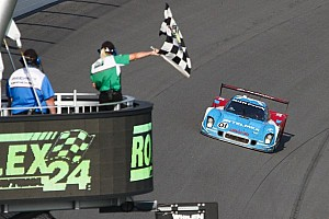 Grand-Am Race report BMW, Audi and Porsche win at Rolex 24 at Daytona