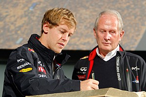 Formula 1 Breaking news Marko pushing to keep winning Red Bull team together