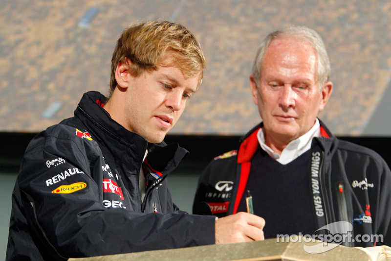 Marko pushing to keep winning Red Bull team together
