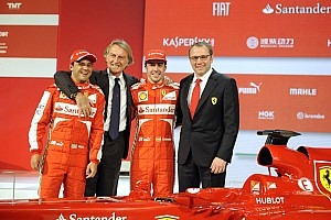 Formula 1 Breaking news Team, not Alonso, makes Ferrari's decisions - boss