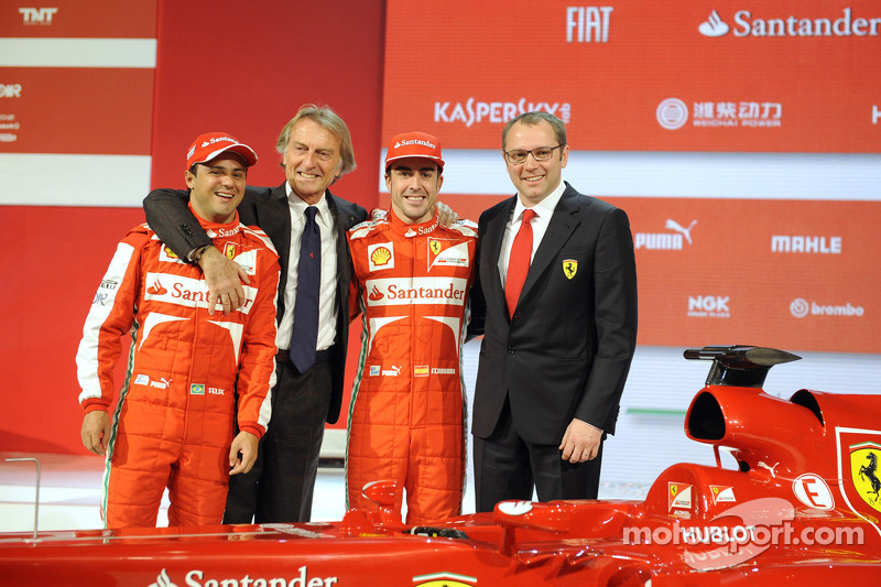 Team, not Alonso, makes Ferrari's decisions - boss