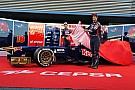 Scuderia Toro Rosso unveils new car: STR8 Away! - video