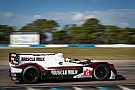 Pickett Racing tops field in first day of  Sebring winter testing