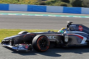 Sauber team's Gutiérrez takes over on day three of Jerez testing.