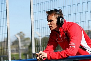 Formula 1 Breaking news Chilton would prefer Glock as 2013 teammate