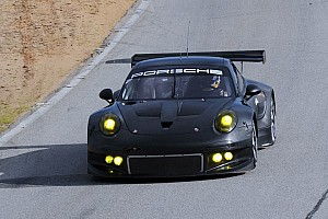 GT Testing report New Porsche 911 RSR successfully concludes test drives