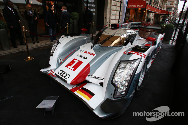 Elect the most iconic cars of 24 Hours of Le Mans