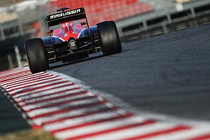 Formula 1 Breaking news Marussia looking for 2014 engine supplier