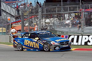 V8 Supercars Race report Lee Holdsworth toughs out blistered foot to finish 17th in Mercedes debut
