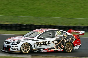 Owning a V8 Supercar team can lead to joy and headaches