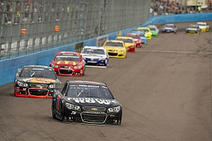 NASCAR Sprint Cup Race report Kurt Busch sees top-10 performance fade in Phoenix