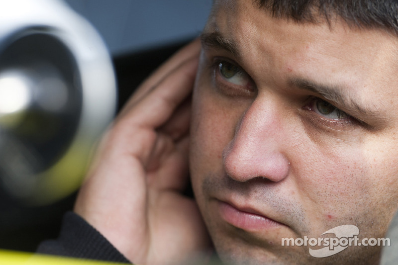 Reed Sorenson to sub for injured Michael Annett