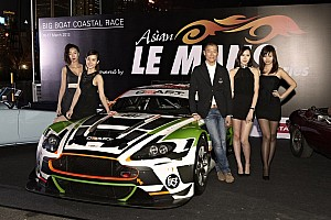 Asian Le Mans Breaking news Asian Le Mans Series ready to go for 2013