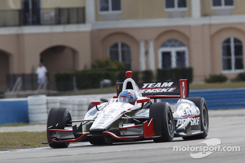 Allmendinger to race for team Penske in select events and Indy 500