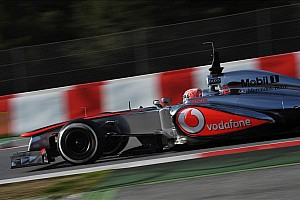 Formula 1 Breaking news McLaren and Vodafone will part ways end of 2013 season