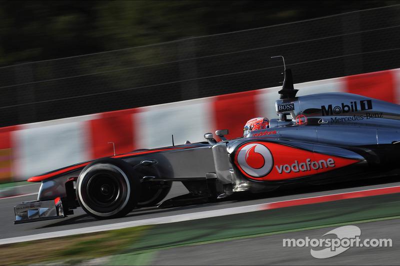 McLaren and Vodafone will part ways end of 2013 season