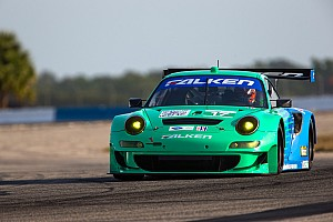 ALMS Preview Team Falken Tire makes final preparations for 12 Hours of Sebring