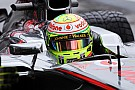Perez hopes backer Telmex joins McLaren