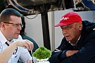 F1 tyre situation 'fundamentally wrong' - Lauda 