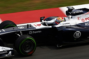 Formula 1 Qualifying report Williams qualifying notes for Malaysia