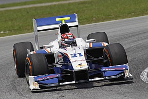GP2 Race report A weak first weekend of the season for Trident Racing in Malaysia