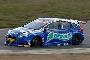BTCC Preview Airwaves Racing geared up for home track glory in Brands Hatch