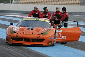 8Star Motorsports sets the pace in official testing at Le Castellet