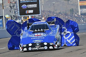 NHRA Preview Anderson and Line ready to win big on The Strip at Las Vegas Motor Speedway