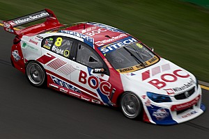 Supercars Race report Bittersweet result for Team BOC's Bright on race 1 at Symmons Plains