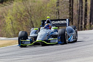 IndyCar Race report SFHR soars to ninth at Barber and motivated to push for more