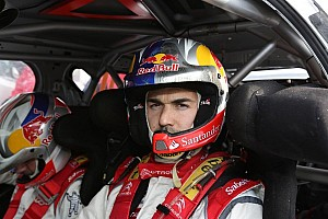 WRC Qualifying report Sordo fastest in Portugal qualifying