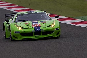 WEC Race report Krohn Racing takes sixth place in GTE-Am class in round one of WEC at Silverstone