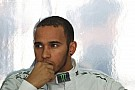 McLaren threw Hamilton out of team garage
