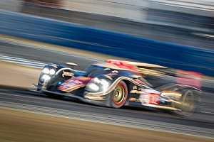ALMS Practice report Heidfeld, Rebellion quickest in Long Beach practice