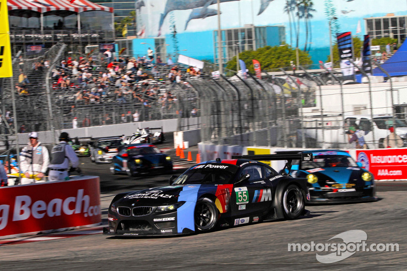 BMW Team RLL Finishes 1-2 at Long Beach