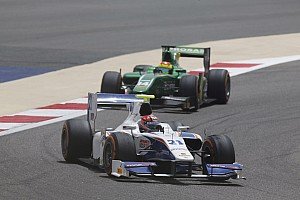 GP2 Race report Trident Racing ended up in 10th place with Ceccon on Sprint Race on Sakhir