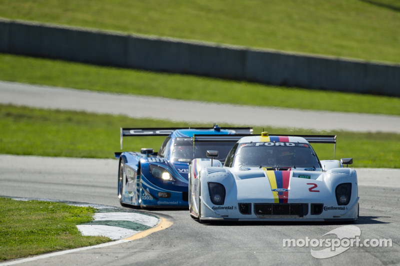 Dalziel takes hard-fought second place at Road Atlanta