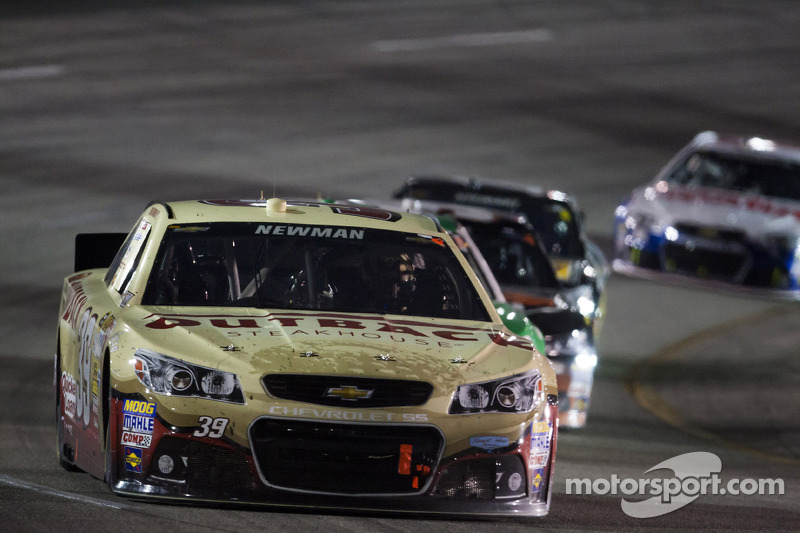Newman finishes 15th at Richmond