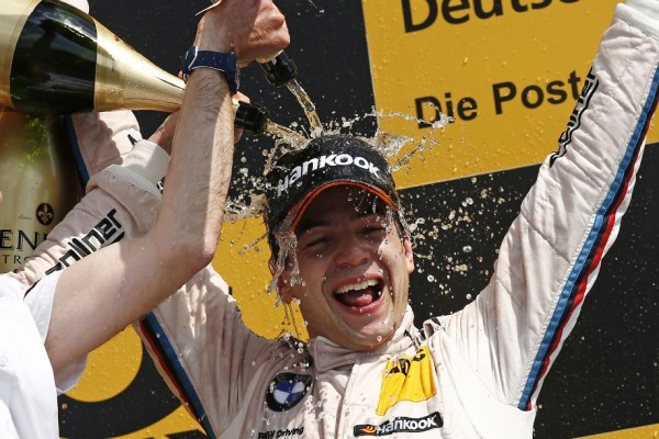 A 1-2 for BMW with Farfus and Werner in the season opener in Hockenheim