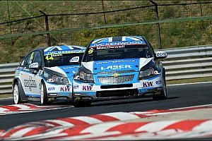 WTCC Race report Bamboo Engineering shine in Hungary
