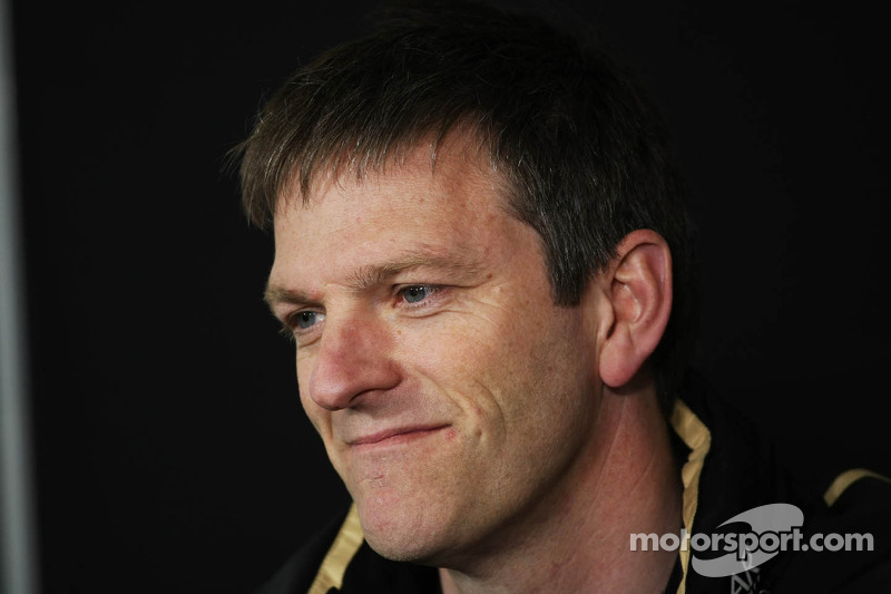 Lotus loses technical boss James Allison