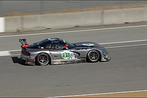 Vipers from SRT Motorsports qualifying 9th and 11th in Monterey