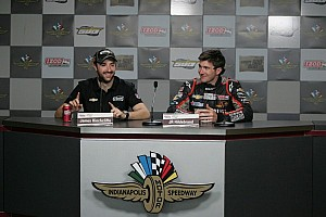 IndyCar Commentary The Mayor of Hinchtown ruled in Speedway today